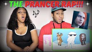 "TheOdd2sOut ""Prancer Rap"" REACTION!!!"