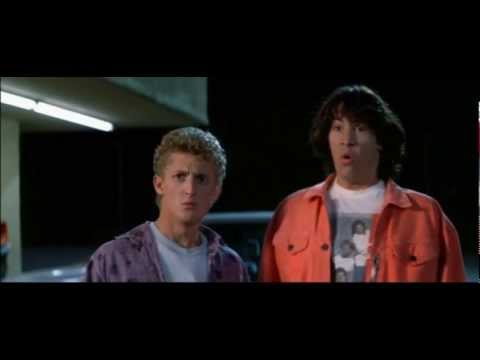 We Blog Anything - Bill & Ted 3 Started Filming In New Orleans!