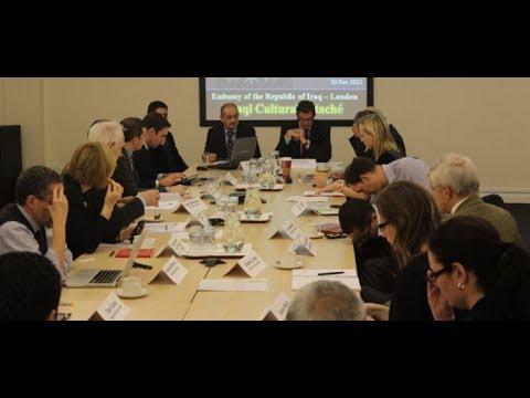 MENA Community of Practice, London 10/12/2013