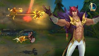 Παρουσίαση Ήρωα: Σεττ | Τρόπος παιχνιδιού - League of Legends