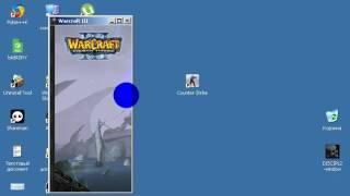как запустить warcraft 3 в окне