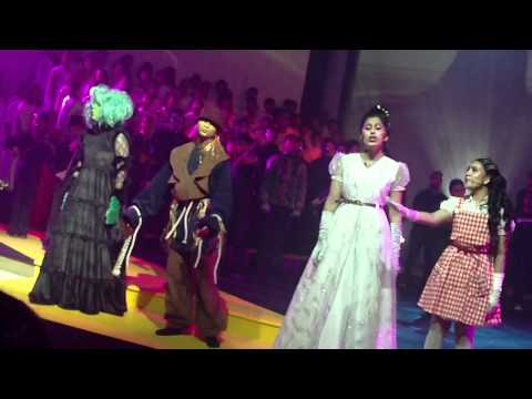 Akshatha Achar in Wizard of Oz - Dubai Modern High School