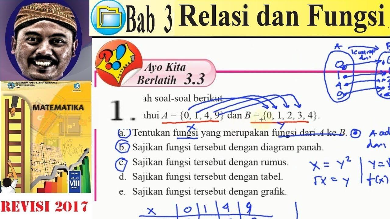 Relasi dan fungsi matematika kelas 8 bse k13 rev 2017 lat 32 no 1 relasi dan fungsi matematika kelas 8 bse k13 rev 2017 lat 32 no 1 merumuskan fungsi ccuart Choice Image