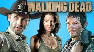 THE WALKING DEAD IN 1 TAKE IN 9 MINUTES