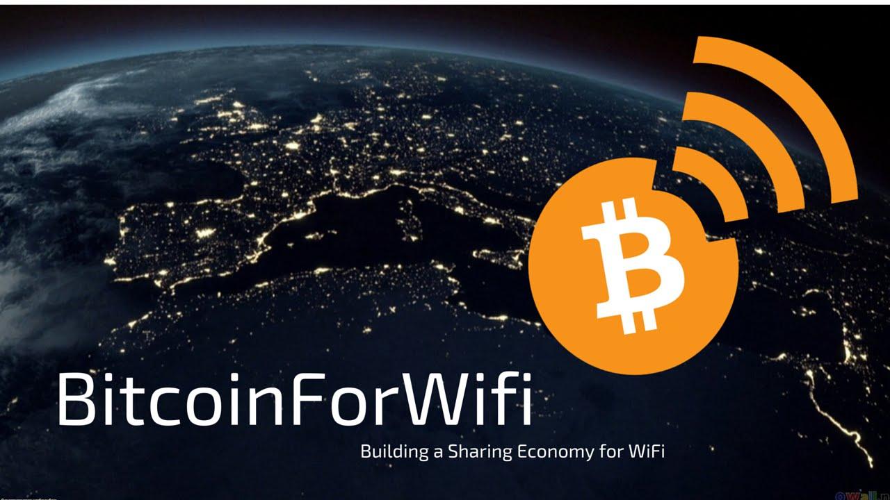 bitcoin wifi