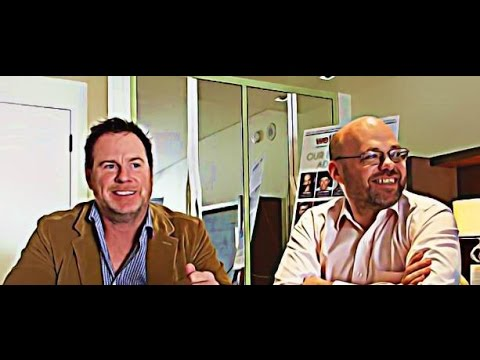 """""""Chris Henchy and Adam Davidson of @WeTheEconomy Roundtable Q&A"""""""