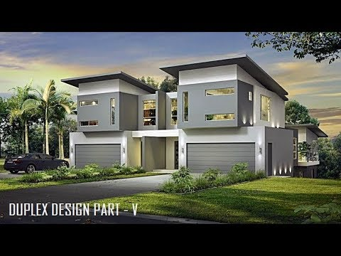 Duplex House Making Cost In Desh Plan Desing Interior Exterior Design Part V