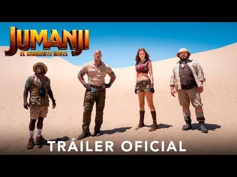 Jumanji: El Siguiente Nivel Trailer 1