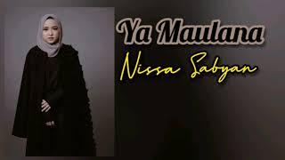 """Download lagu Ya Maulana """"Nissa Sabyan"""" (cover)"""