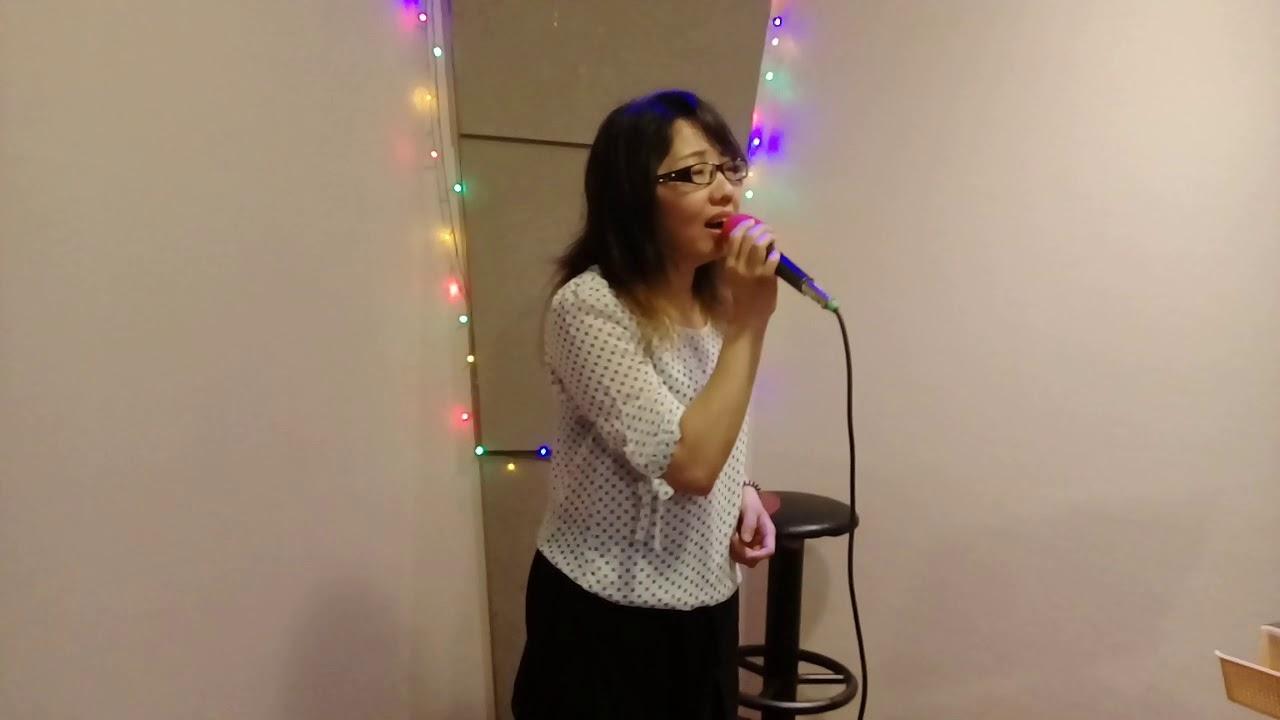 雪泣夜/小林幸子_陳小藍唄