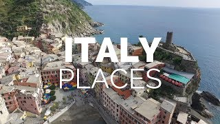 10 Best Places to Visit in Italy - Travel Video - YouTube