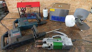 Scrapyard Finds to spare! Repair-A-Thon!