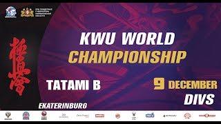 KWU World Championship - Tatami B 09-12-2017
