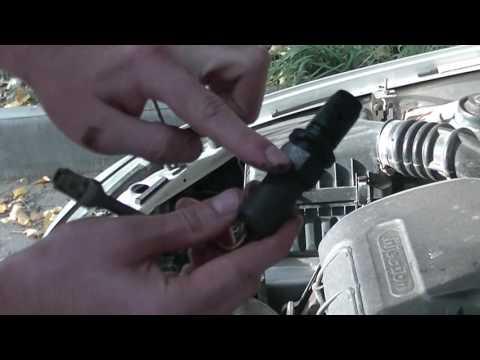 Замена датчика скорости на ЗАЗ Sens / Chance