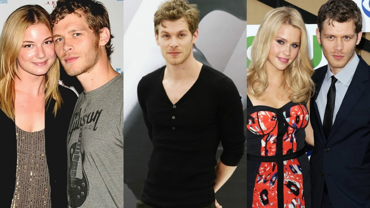 Girls Joseph Morgan Dated Vampire Diaries Youtube