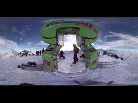 360° Insights - Swatch Freeride World Tour 2016, Vallnord-Arcalis, Andorra