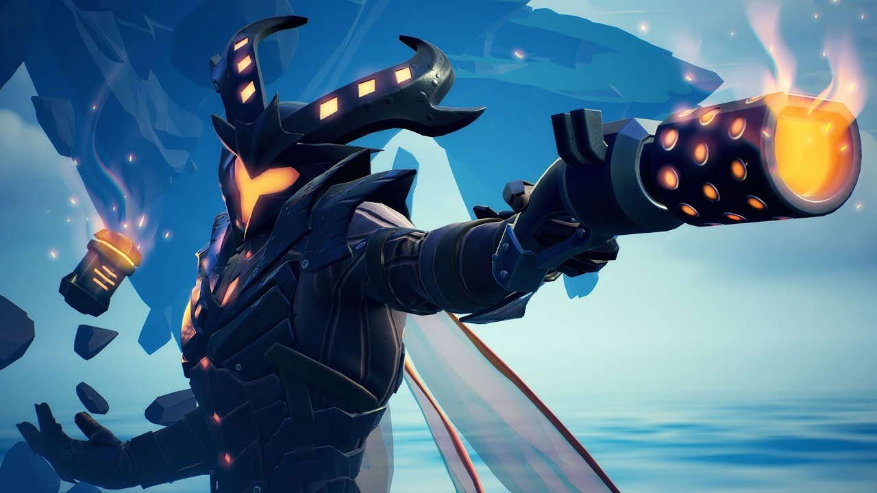 Dauntless Brief Review & Look at End Game Builds