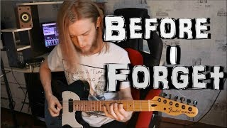 Slipknot - Before I Forget | guitar cover