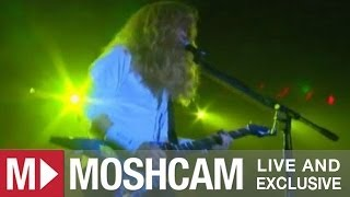 Megadeth - Intro/Holy Wars...The Punishment Due | Live in Sydney | Moshcam
