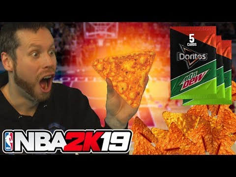 Can a Dorito draft my Team? NBA 2K19