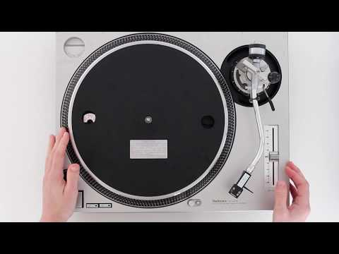 Equipment Needed to Scratch DJ - 1 - Turntables