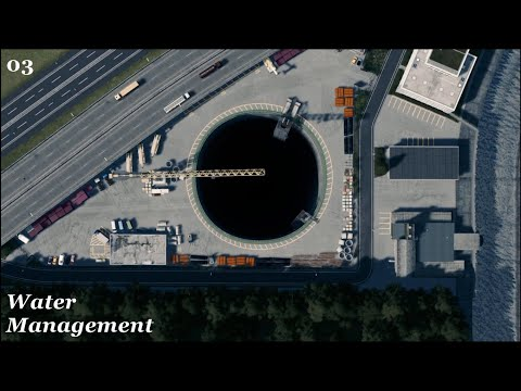 The Storm Drain - Cities: Skylines - Sable [03] |