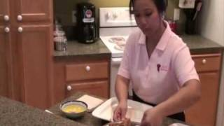 How to make Egg Rolls: Easy Egg Roll Recipe
