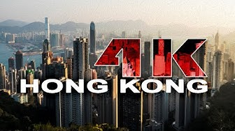 HONG KONG | SAR - CHINA - A TRAVEL TOUR - 4K UHD
