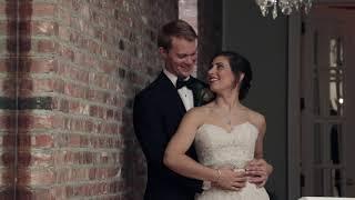 James Ward Mansion Wedding Video Highlight: Westfield, NJ