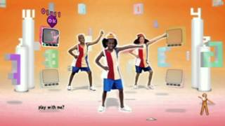   The Alphabet Song - Just Dance Kids Game - Baby Children Songs ABC Song 