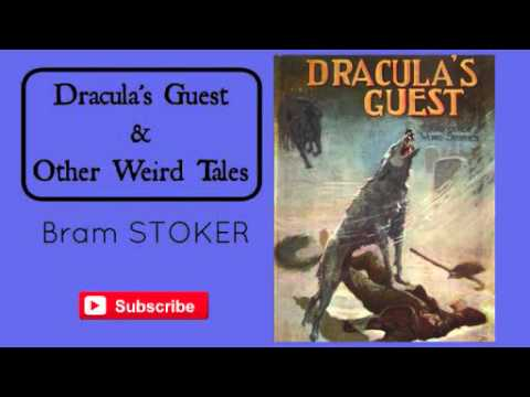 Dracula's Guest & Other Weird Tales by Bram Stoker  book