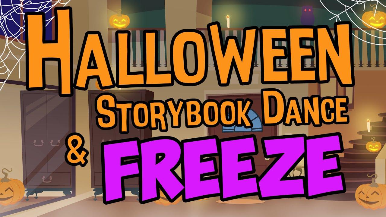 Download Halloween Dance and Freeze! | Freeze Dance Song | Jack Hartmann