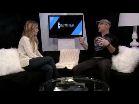 Les Stroud - interview on E!