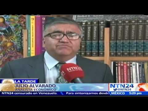 "Julio Alvarado afirma que Evo Morales aplica una política ""improvisada"" en materia energética"