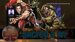Sacred 3 - Gameplay #1 (Story-Mode)