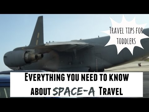Space A Travel Tips: Everything you need to know