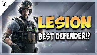 Lesion The Best Defender? - Rainbow Six Siege