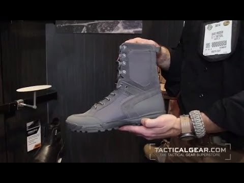 5 11 Tactical Recon Boot At Shot Show 2014 Youtube