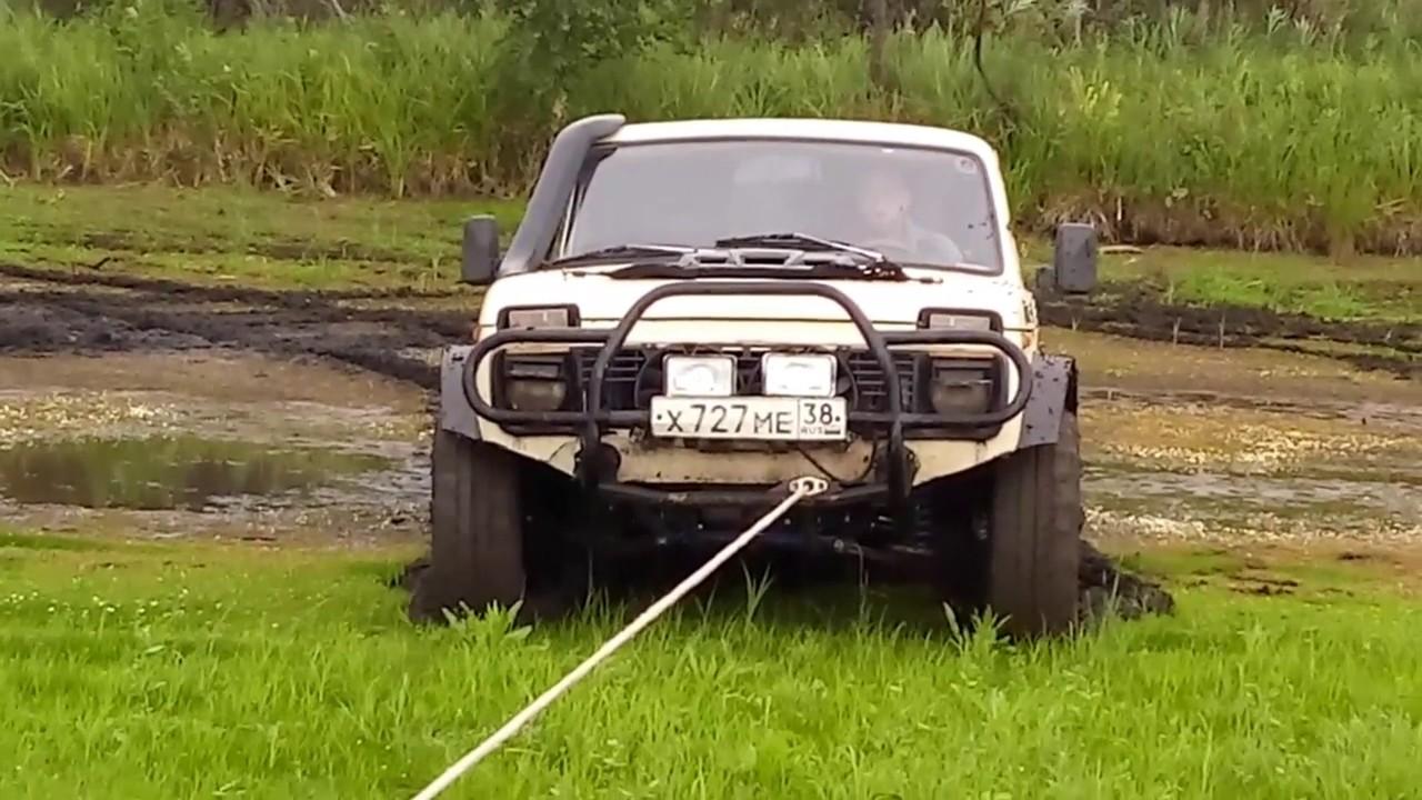 Toyota Land Cruiser 80. Свап на 1uz-fe vvt-i с АКПП-5 за 450тыс .