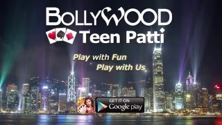 【Bollywood Teen Patti】Go to casino city video ads 17s