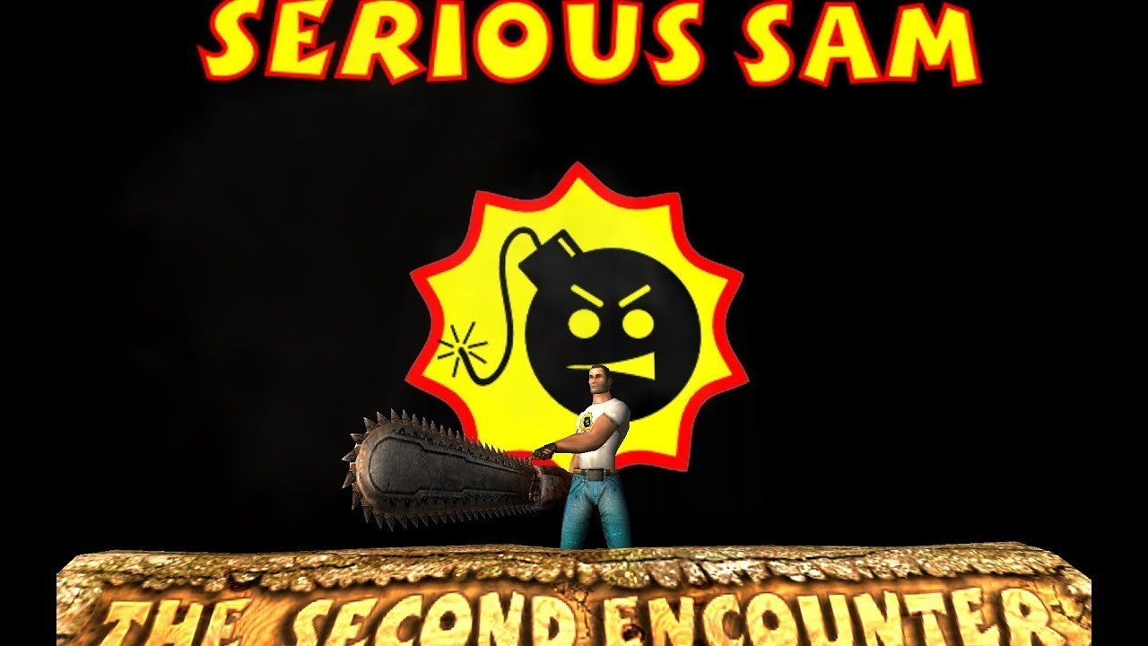 Serious Sam:Classic The Second Encounter (PC) - Ziggurat