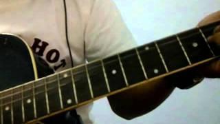 Hujan - Kuala Lumpur Oh Kuala Lumpur Cover (acoustic)
