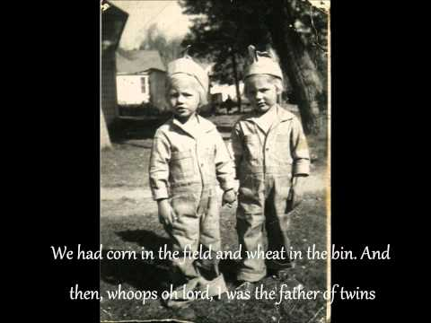 Jimmie Rodgers- Kisses Sweeter Than Wine (lyrics)