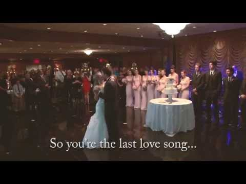 JD Eicher & the Goodnights - The Last Love Song (Live) Lyric Video