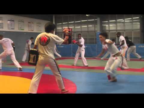 Capoeira training 4
