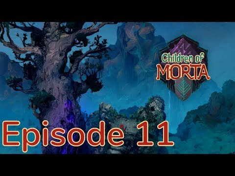Children of Morta Episode 11 - Lucy's Big Test |