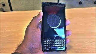 BlackBerry Keyone || Android 8.1 || Oreo