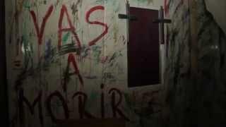 Cenas de terror en Madrid; Extremauncion
