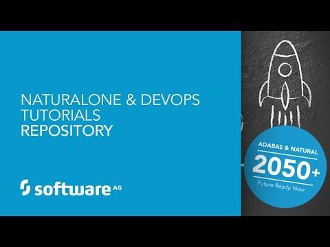 NaturalONE & DevOps Tutorials - Repository
