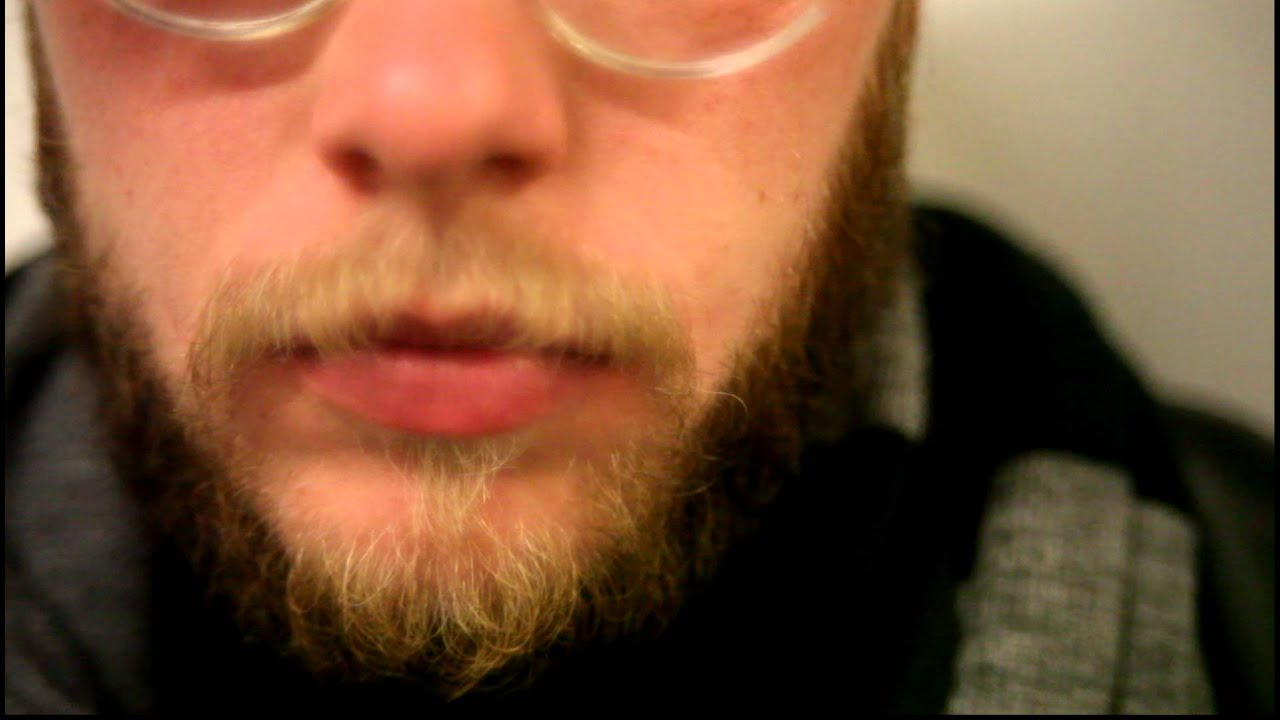 Blonde Moustache Or Testing Out Fd Lens On Eos Body